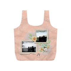 Recycle Bag (s): Sweet Memories 2 By Jennyl   Full Print Recycle Bag (s)   2yfayhumg9zq   Www Artscow Com Front