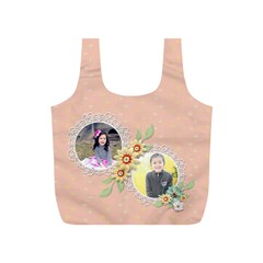 Recycle Bag (s): Sweet Memories 4 By Jennyl   Full Print Recycle Bag (s)   Ery8udvjvoi3   Www Artscow Com Front