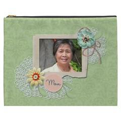 Cosmetic Bag (xxxl): Mom By Jennyl   Cosmetic Bag (xxxl)   Ohw1wuj06wjg   Www Artscow Com Front