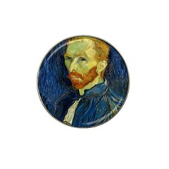 Vincent Van Gogh Self Portrait With Palette Golf Ball Marker 10 Pack (for Hat Clip) by MasterpiecesOfArt