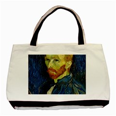 Vincent Van Gogh Self Portrait With Palette Classic Tote Bag by MasterpiecesOfArt