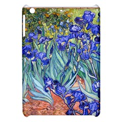 Vincent Van Gogh Irises Apple Ipad Mini Hardshell Case by MasterpiecesOfArt