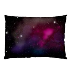 Cosmic Dreams Pillow Case (two Sides)