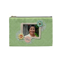 Cosmetic Bag (m)   Mom s Love By Jennyl   Cosmetic Bag (medium)   B98x1b7fgnqr   Www Artscow Com Front