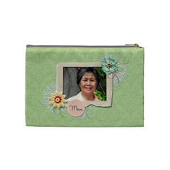 Cosmetic Bag (m)   Mom s Love By Jennyl   Cosmetic Bag (medium)   B98x1b7fgnqr   Www Artscow Com Back