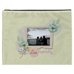 Cosmetic Bag (xxxl): Sweet Memories By Jennyl   Cosmetic Bag (xxxl)   0tzx9dt21jb4   Www Artscow Com Front