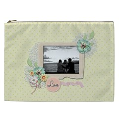 Cosmetic Bag (xxl)   Sweet Memories By Jennyl   Cosmetic Bag (xxl)   O4h5zgpfdrji   Www Artscow Com Front