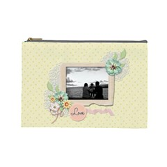 Cosmetic Bag (large)   Sweet Memories By Jennyl   Cosmetic Bag (large)   6k4g7bsh2ke8   Www Artscow Com Front