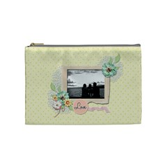 Cosmetic Bag (m)   Sweet Memories By Jennyl   Cosmetic Bag (medium)   Hs6zxgh62b0u   Www Artscow Com Front