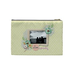 Cosmetic Bag (m)   Sweet Memories By Jennyl   Cosmetic Bag (medium)   Hs6zxgh62b0u   Www Artscow Com Back