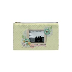 Cosmetic Bag (s)   Sweet Memories By Jennyl   Cosmetic Bag (small)   9ba2ptiw5a46   Www Artscow Com Front