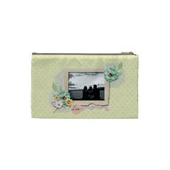 Cosmetic Bag (s)   Sweet Memories By Jennyl   Cosmetic Bag (small)   9ba2ptiw5a46   Www Artscow Com Back