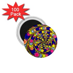 Wild Bubbles 1966 1 75  Button Magnet (100 Pack) by ImpressiveMoments