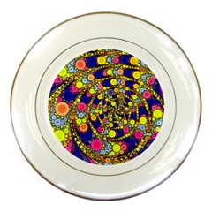 Wild Bubbles 1966 Porcelain Display Plate by ImpressiveMoments