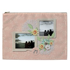 Cosmetic Bag (xxl)   Sweet Memories 2 By Jennyl   Cosmetic Bag (xxl)   0eywfxzf4sjl   Www Artscow Com Front