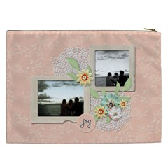 Cosmetic Bag (xxl)   Sweet Memories 2 By Jennyl   Cosmetic Bag (xxl)   0eywfxzf4sjl   Www Artscow Com Back