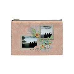 Cosmetic Bag (m)   Sweet Memories 2 By Jennyl   Cosmetic Bag (medium)   C4frwpj7xjd7   Www Artscow Com Front