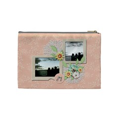 Cosmetic Bag (m)   Sweet Memories 2 By Jennyl   Cosmetic Bag (medium)   C4frwpj7xjd7   Www Artscow Com Back