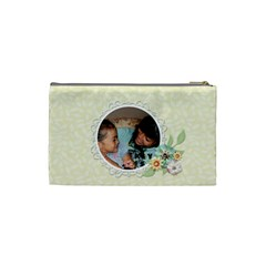 Cosmetic Bag (s)   Sweet Memories 3 By Jennyl   Cosmetic Bag (small)   Tryrcpm6pvd7   Www Artscow Com Back