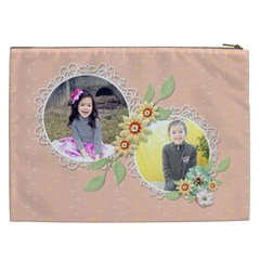 Cosmetic Bag (xxl)   Sweet Memories 4 By Jennyl   Cosmetic Bag (xxl)   2a0lmmodvjq6   Www Artscow Com Back