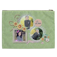 Cosmetic Bag (xxl)   Sweet Memories 5 By Jennyl   Cosmetic Bag (xxl)   Oenwkluwc5i4   Www Artscow Com Back