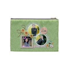 Cosmetic Bag (m)   Sweet Memories 5 By Jennyl   Cosmetic Bag (medium)   Q0nt6l30kxwe   Www Artscow Com Back