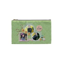 Cosmetic Bag (s)   Sweet Memories 5 By Jennyl   Cosmetic Bag (small)   0oxiqzzgofdh   Www Artscow Com Front