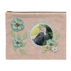 Cosmetic Bag (xl)   Sweet Memories 6 By Jennyl   Cosmetic Bag (xl)   Jc2p7vle9dgj   Www Artscow Com Front