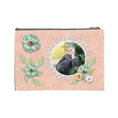 Cosmetic Bag (large)   Sweet Memories 6 By Jennyl   Cosmetic Bag (large)   2cgq0cfgt0tb   Www Artscow Com Back