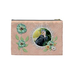 Cosmetic Bag (m)   Sweet Memories 6 By Jennyl   Cosmetic Bag (medium)   3087k9m4fczq   Www Artscow Com Back