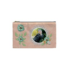 Cosmetic Bag (s)   Sweet Memories 6 By Jennyl   Cosmetic Bag (small)   7wkg3qobga3w   Www Artscow Com Front