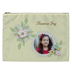 Cosmetic Bag (xxl)   Sweet Memories 7 By Jennyl   Cosmetic Bag (xxl)   Mopcsdt2y831   Www Artscow Com Front