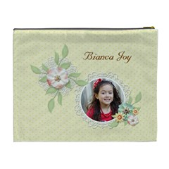 Cosmetic Bag (xl)   Sweet Memories 7 By Jennyl   Cosmetic Bag (xl)   601wy93rh4d0   Www Artscow Com Back