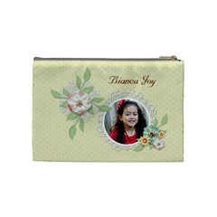 Cosmetic Bag (m)   Sweet Memories 7 By Jennyl   Cosmetic Bag (medium)   Txifn6099pgf   Www Artscow Com Back