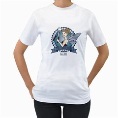 The Tooth Fairy Women s T-Shirt (White)  by Contest1913692