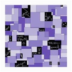 Purple Pain Modular Glasses Cloth (medium) by FunWithFibro