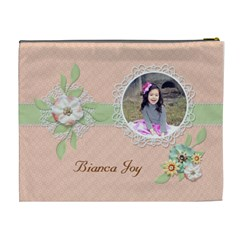 Cosmetic Bag (xl)   Sweet Memories 8 By Jennyl   Cosmetic Bag (xl)   Aklplsopziv6   Www Artscow Com Back