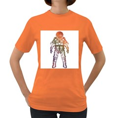 Astronautical  Women s T Shirt (colored) by Contest1891613