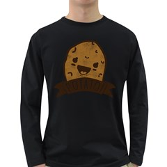 It s Potato Ermahgerd!! Men s Long Sleeve T Shirt (dark Colored) by Contest1861806