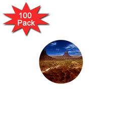 Monument Valley 1  Mini Button (100 Pack) by cgar