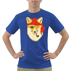 Foxy Pirate Men s T Shirt (colored) by Contest1836099