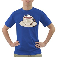 Tea Time Men s T-shirt (Colored) by Contest1753604