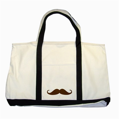 Dad By Anita   Two Tone Tote Bag   Idi2rxi49wzt   Www Artscow Com Front