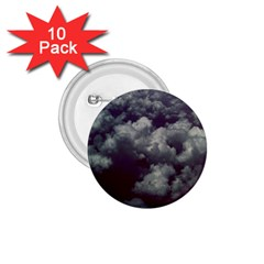 Through The Evening Clouds 1.75  Button (10 pack)