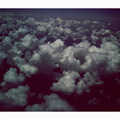 Through The Evening Clouds Canvas 20  X 20  (unframed) by ArtRave2