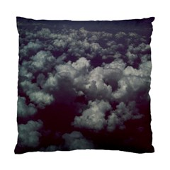 Through The Evening Clouds Cushion Case (single Sided)  by ArtRave2