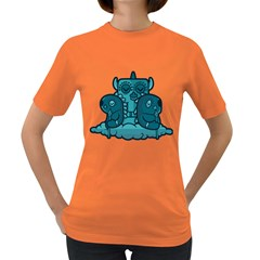 Old Tribe Women s T Shirt (colored)