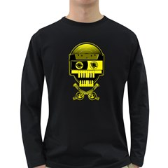 Classy Dj Men s Long Sleeve T Shirt (dark Colored)