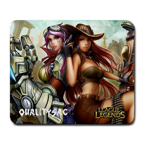 By Giana Genova   Large Mousepad   Jw6h2iodur93   Www Artscow Com Front