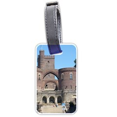 Helsingborg Castle Luggage Tag (two Sides) by StuffOrSomething